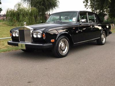 used Rolls Royce Silver Shadow II