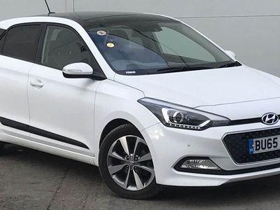 used Hyundai i20 1.2 Premium Se 5Dr