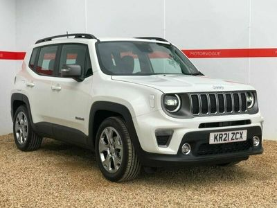 used Jeep Renegade 1.0 GSE Limited