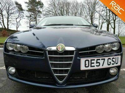 used Alfa Romeo 159 Sportwagon 2.2 JTS Lusso 5dr