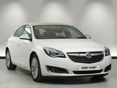used Vauxhall Insignia 1.6 CDTi ecoFLEX Design Nav 5dr [Start Stop]