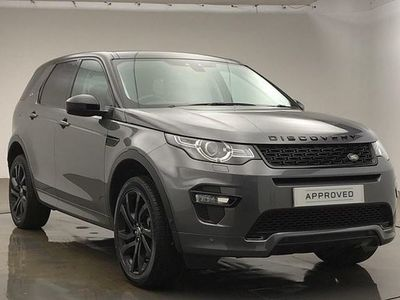 used Land Rover Discovery Sport 2.0 SD4 (240hp) HSE Dynamic Lux
