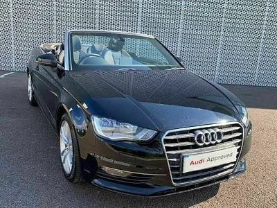 used Audi A3 Cabriolet Sport 2.0 TDI 150 PS 6 speed