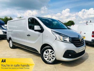 used Renault Trafic LL29 SPORT DCI S/R P/V