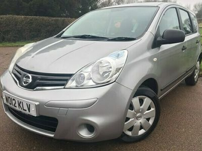 used Nissan Note 1.5 [90] dCi Visia 5dr [AC]