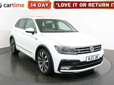 used VW Tiguan 2.0 R LINE TDI BMT 4MOTION DSG 5d 148 BHP Your dream car can become a reality with cartime's fantastic finance deals.