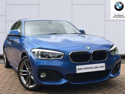 used BMW 118 1 Series I [1.5] M Sport 5Dr
