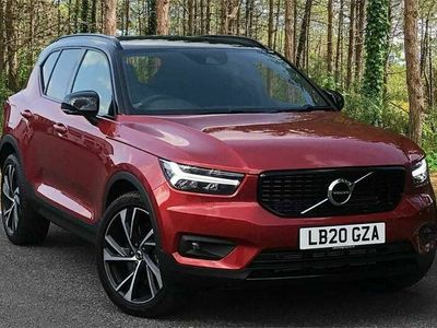 used Volvo XC40 T5 Twin Engine R-Design Pro Automatic