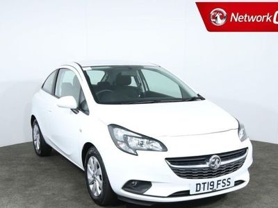 used Vauxhall Corsa 1.4 [75] Design 3dr Hatchback