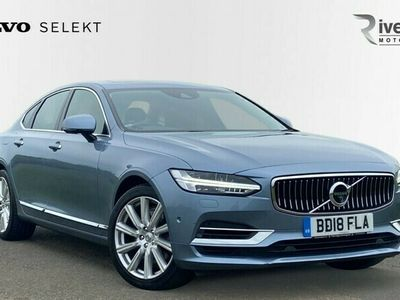 used Volvo S90 T8 Twin Engine Inscription Pro. Panoramic Roof, 360 Camera,Heated Steering Wheel