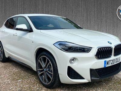 used BMW X2 X2 SeriessDrive18d M Sport 2.0 5dr