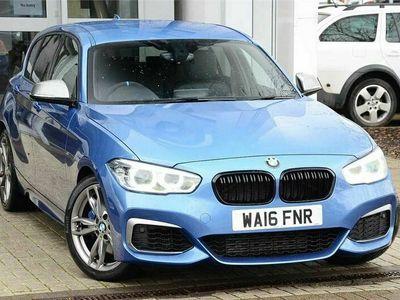 used BMW M135 1 Series i 5dr Step Auto Hatchback 2016