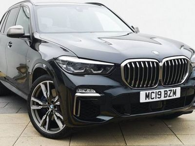 used BMW X5 X5Series 2019