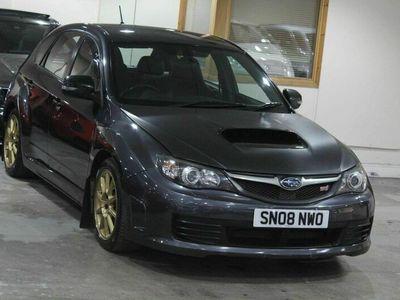 used Subaru Impreza 2.5 WRX STI Type UK 5dr