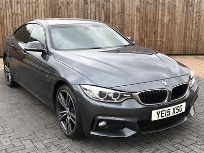 used BMW 420 4 Series d xDrive M Sport 5dr Auto