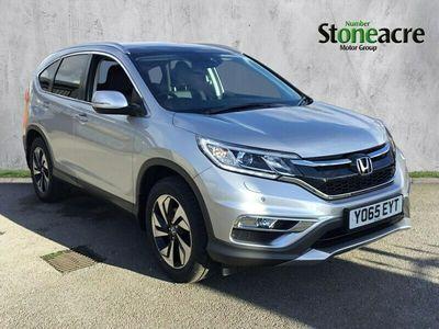 used Honda CR-V 2.0 i-VTEC EX SUV 5dr Petrol Auto 4WD (155 ps)