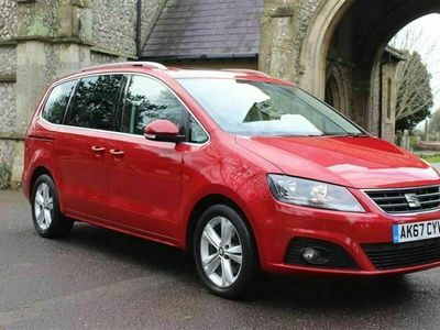 used Seat Alhambra tdi xcellence 2.0 5dr