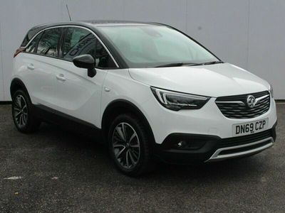 used Vauxhall Crossland X 1.2T [130] Elite 5dr [Start Stop]