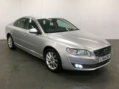 used Volvo S80 D4 [181] SE Lux 4dr Geartronic