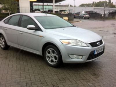 used Ford Mondeo 2.0 TDCi Zetec 5dr