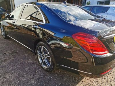used Mercedes S350L S Class 3.0SE L (Executive Premium Plus) 9G-Tronic Plus 4dr