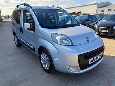 used Fiat Qubo 1.2 MULTIJET TREKKING 5d 4 STAMPS OF SERVICE HISTORY