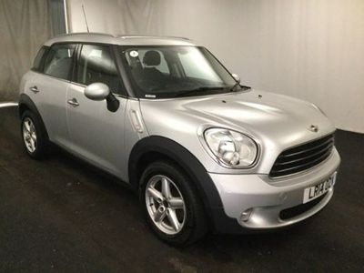 used Mini One D Countryman 1.6 (Salt) 5dr AWAITING DELIVERY SUV 2014