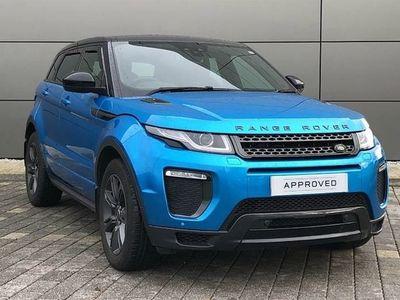 used Land Rover Range Rover evoque 2.0 TD4 (180hp) Landmark 5dr