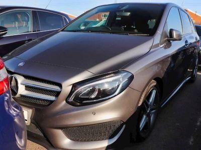 used Mercedes B220 B ClassCDI AMG Line Premium Plus 5dr Auto