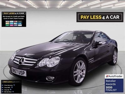 used Mercedes SL350 SL Class[272] 2dr Tip Auto, 2007 ( )