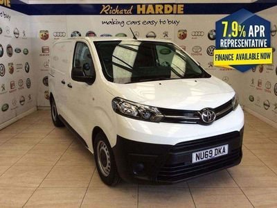 used Toyota Proace 1.6D 95 Active Van