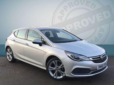 used Vauxhall Astra 2019 Branksome 1.4t 150ps Sri Vx-line Nav 5dr