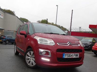 used Citroën C3 Picasso 1.6 HDi 8V Exclusive 5dr Estate