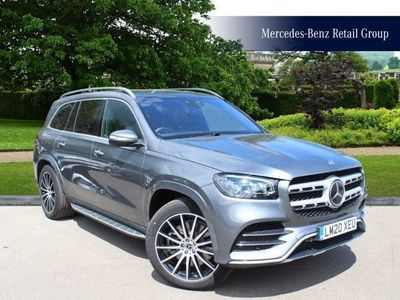 used Mercedes GLS400 GLS4Matic AMG Line Premium + 5dr 9G-Tronic