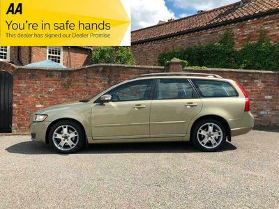 used Volvo V50 Estate 2.0D 136 SE 6Spd