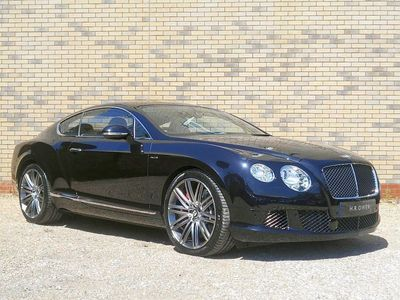 used Bentley Continental GT 6.0 W12 Speed 2dr Auto