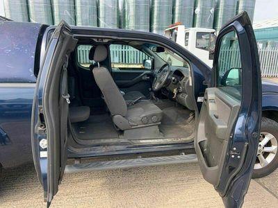 used Nissan King Navara 2.5 dCi OutlawCab Pickup 4dr