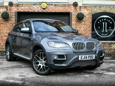 used BMW 502 X6 3.0 XDRIVE40D 4d AUTOBHP GREAT SPEC!