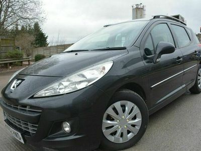 used Peugeot 207 1.6 HDI SW ACTIVE 5d 92 BHP LADY OWNED*LOVELY CONDITION*