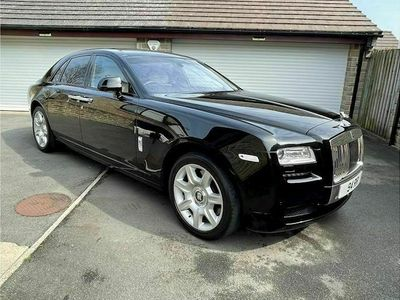 used Rolls Royce Ghost V12 6.6 4dr Saloon Automatic Petrol