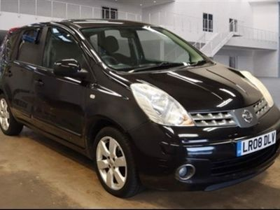 used Nissan Note 1.6 Acenta R 5dr Auto MPV 2008