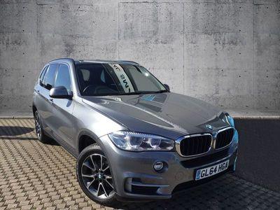 used BMW X5 XDRIVE30D SE Estate 2014