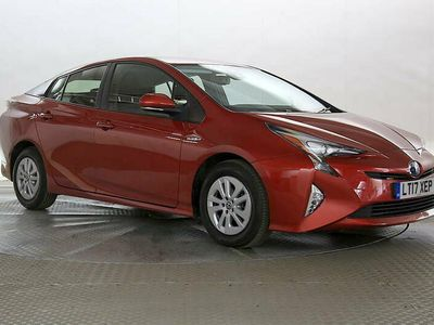 used Toyota Prius 1.8 Business Edition Hybrid 5dr