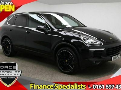 used Porsche Cayenne 3.0 D V6 TIPTRONIC S 5d AUTO 262 BHP HEATED LEATHER + CRUISE + SENSORS