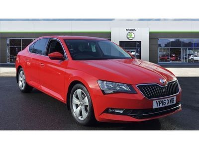 used Skoda Superb 1.4 TSI ACT SE (s/s) 5dr