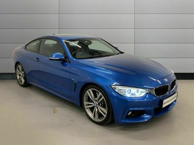 used BMW 428 i M Sport Coupe