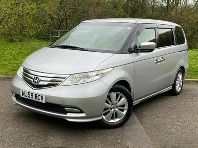 used Honda Elysion 2.4 i-Vtec Auto 7 seats Jap import 5dr