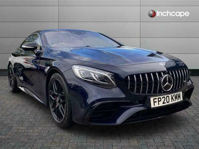 used Mercedes S63 AMG S CLASS AMG COUPE[612] 2dr MCT