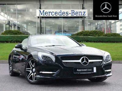 used Mercedes SL400 Sl-ClassAMG Sport 3.0 2dr