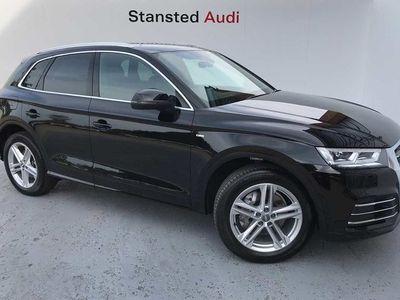 used Audi Q5 2.0 Tdi Quattro S Line 5Dr S Tronic [Tech Pack]